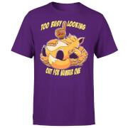 Fox No1 T-Shirt - Purple