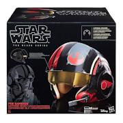 Star Wars: The Last Jedi Poe Dameron The Black Series 1:1 Scale Wearable Electronic Helmet
