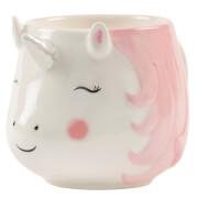 Sass & Belle Rainbow Unicorn Mug
