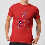 Camiseta Marvel Deadpool K.O. - Hombre - Rojo