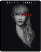 Red Sparrow 4K Ultra HD (+ 2D) - Steelbook Exclusif Limité pour Zavvi