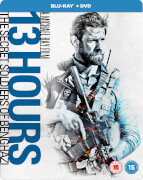 13 Hours: The Secret Soldiers of Benghazi - Zavvi Exklusives Limited Edition Steelbook
