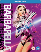Barbarella - Steelbook Exclusif Limité pour Zavvi