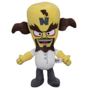 Crash Bandicoot Phunny Plush Figure Neo Cortex 20 cm