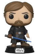 Star Wars The Last Jedi Luke Skywalker w/Light Saber Pop! Vinyl Figure