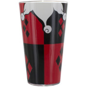 DC Comics Harley Quinn Glass