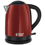 Russell Hobbs 20092 1.7L Dorchester Kettle - Red
