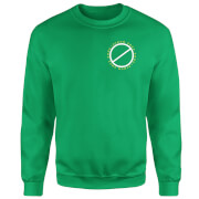 Pinch Free Zone Sweatshirt - Kelly Green
