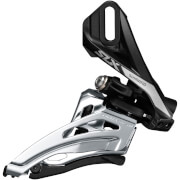 Shimano SLX M7020 Double 11-Speed Front Derailleur - Side Swing - Front Pull - Low Clamp