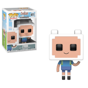 Adventure Time x Minecraft Finn Pop! Vinyl Figure
