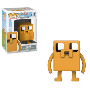 Figurine Pop! Jake - Adventure Time x Minecraft