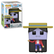 Figurine Pop! Princesse Bonnibel Chewing-Gum - Adventure Time x Minecraft