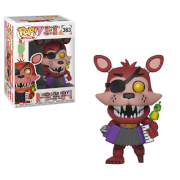 Figurine Pop! Pizza Simulator Rockstar Foxy - Five Nights at Freddy's