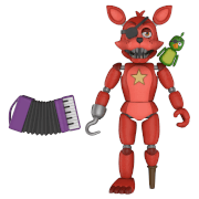 Figurine Funko - Rockstar Foxy - Five Nights At Freddy's Pizza Simulator