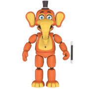 Five Nights at Freddy's Pizza Simulator Orville Elephant Action Figure