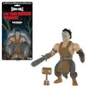 Figurine Funko Savage World : Massacre à la tronçonneuse - Leatherface