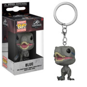 Jurrasic World 2 Blue Pop! Vinyl Keychain