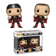 New Japan Pro-Wrestling Bullet Club Young Bucks Pop! Vinyl Figure 2-Pack