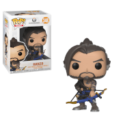 Overwatch Hanzo Pop! Vinyl Figure