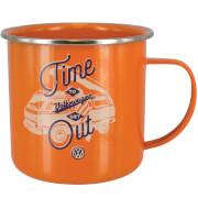 Volkswagen Campervan Metal Mug