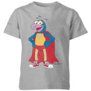 Disney Die Muppet Show Gonzo Classic Kinder T-Shirt - Grau