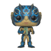 Shape of Water Amphibian Man with Card Pop! Vinyl Figure