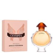 Купить Парфюмированная вода для женщин с ароматом ванили и амбры Paco Rabanne Olympea Intense Eau de Parfum 30мл