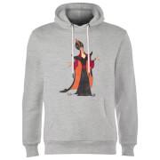 Disney Aladdin Jafar Classic Hoodie - Grey