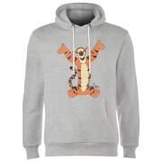 Disney Winnie The Pooh Tigger Classic Hoodie - Grey