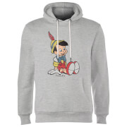 Disney Pinocchio Classic Hoodie - Grey
