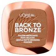 L'Oréal Paris Matte Bronzing Powder - Back To Bronze 9g
