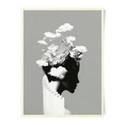 Robert Farkas It's A Cloudy Day Art Print