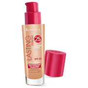 Rimmel Lasting Finish 25 Hour Foundation with Comfort Serum 30ml (Various Shades)