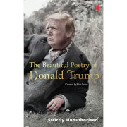 """The Beautiful Poetry of Donald Trump"" Gebundenes Buch"