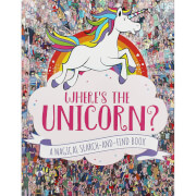 Where's The Unicorn Paperback Book