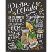 Lily & Val Pina Colada Print