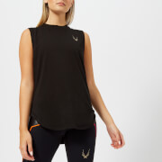 Lucas Hugh Women's Kubrick Tank Top - Black - L - Black