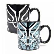 Black Panther Heat Changing Mug