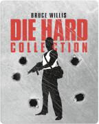 Die Hard 1-5 - Zavvi Exclusive Limited Edition Steelbook