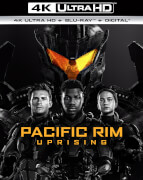 Pacific Rim Uprising - 4K Ultra HD (Includes Blu-ray version)