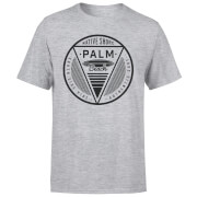 Native Shore Men's Palm Beach T-Shirt - Grey