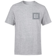 Native Shore Men's LAX Free Surf T-Shirt - Grey