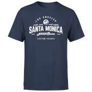 Native Shore Men's Santa Monica T-Shirt - Navy