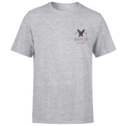 Native Shore Men's Surfs Up T-Shirt - Grey