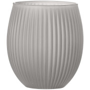 Image of Bloomingville Glass Tumbler - Grey