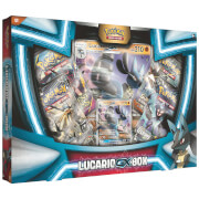 Pokemon TCG: Lucario-GX Box