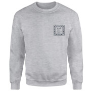 Native Shore LAX Free Surf Sweatshirt - Grey