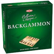 Backgammon in Cardboard Box