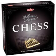 Chess in Cardboard Box