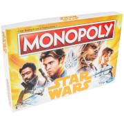 Image of Hasbro Star Wars Han Solo Monopoly